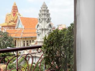 Amanjaya Pancam Suites Hotel Phnom Penh - View