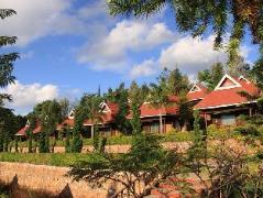 Hotel in Myanmar | Hill Top Villa Mountain Resort