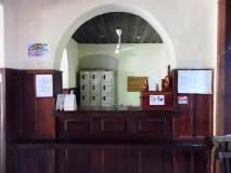 Le Calao Inn: reception