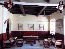 Le Calao Inn: lobby