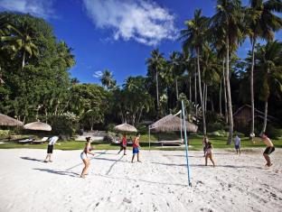 Pearl Farm Beach Resort Davao City - Beach Volleyball Court