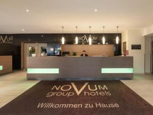 Novum Hotel Aldea Berlin Zentrum Berlin - Reception