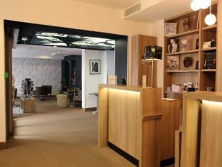 Best Western Hotel Faubourg Saint Martin Paris - Entrance