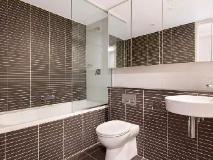 Astra Apartments North Sydney: bathroom