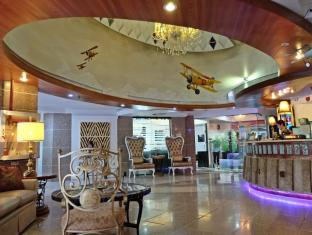 WellCome Hotel Cebu - Predvorje