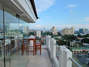 WellCome Hotel Cebu - Aussicht