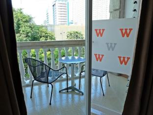 WellCome Hotel Cebu - Balcony/Terrace