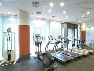 Dai-ichi Hotel Tokyo Tokyo - Fitness Room