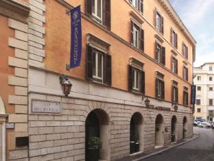 Dei Borgognoni Hotel Rome - Hotel exterieur