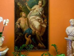 Dei Borgognoni Hotel Rome - Entree
