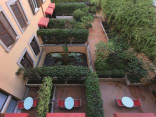 Dei Borgognoni Hotel Rome - Tuin