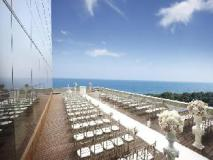 Haeundae Grand Hotel: balcony/terrace