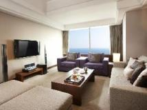 Haeundae Grand Hotel: suite room