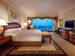 Amassador hotelski apartma z 1 spalnico, velika zakonska postelja