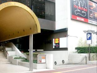 Hakata Miyako Hotel Fukuoka - Entrance