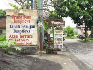 Frangipani Bungalow Bali - Surroundings