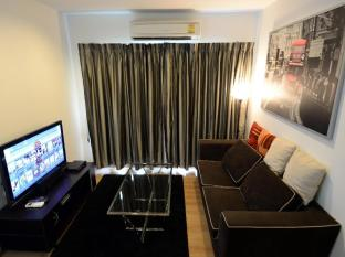 1 Bedroom Suite at National Stadium BTS Station Bangkok - Guest Room