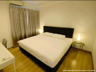 1 Bedroom Suite at National Stadium BTS Station Bangkok - Bedroom