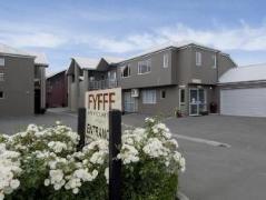 Fyffe On Riccarton Motor Lodge New Zealand
