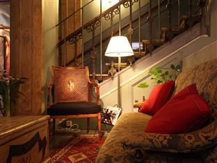 Collector's Lady Hamilton Hotel Stockholm - Lounge