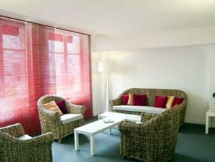 Inter Hotel Lecourbe Paryžius - Fojė
