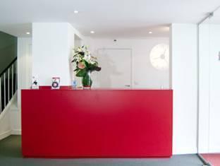 Inter Hotel Lecourbe Paryžius - Priimamasis