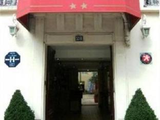 Inter Hotel Lecourbe Paryžius - Įėjimas