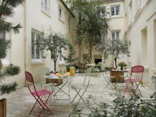 Inter Hotel Lecourbe Paryžius - Sodas