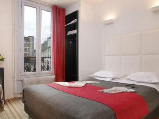 Inter Hotel Lecourbe Paryžius - Svečių kambarys