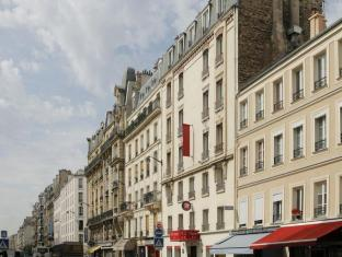 Inter Hotel Lecourbe Paryžius - Viešbučio išorė