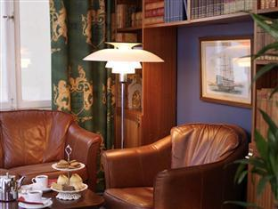 Collector's Lord Nelson Hotel Stockholm - Library