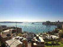 Macleay Serviced Apartments Hotel: view
