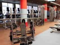 Macleay Serviced Apartments Hotel: fitness room