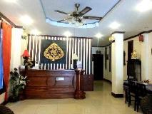 SP Vientiane Hotel: front desk