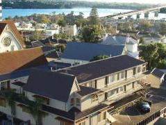 Abaco on Jervois Apartments | New Zealand Budget Hotels