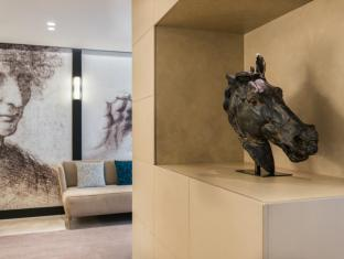 Hotel Monna Lisa Champs Elysees Paris - Lobby