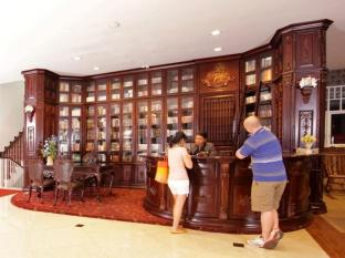 The Victoria Luxurious Hotel Bandung - Reception