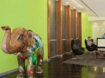 Melbourne Short Stay Apartments MP Deluxe: lobby