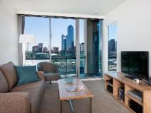 Melbourne Short Stay Apartments MP Deluxe: guest room