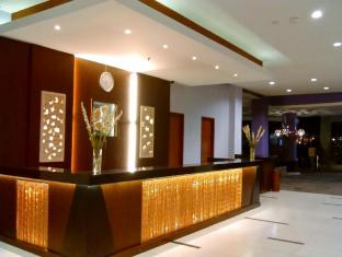 Kuta Central Park Hotel Bali - New Reception desk