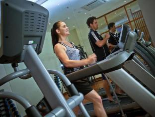 Kuta Central Park Hotel Bali - Fitness Salonu