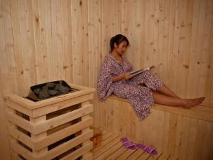 Kuta Central Park Hotel Bali - Sauna