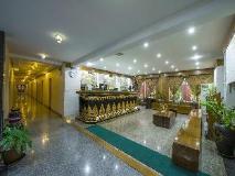 Crown Prince Hotel: reception