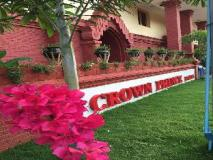 Crown Prince Hotel: interior