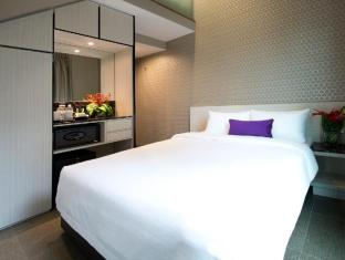 新加坡威大酒店-明古连 新加坡 - 客房