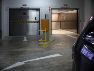 V Hotel Bencoolen Singapur - Hotelli interjöör