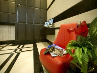 新加坡威大酒店-明古连 新加坡 - 大厅