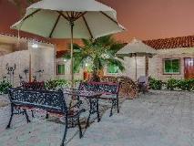 Marhaba Resort & Hotel: balcony/terrace