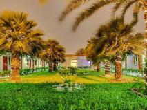 Marhaba Resort & Hotel: garden