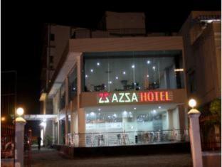 Azza Hotel Palembang Palembang - Tampilan Luar Hotel